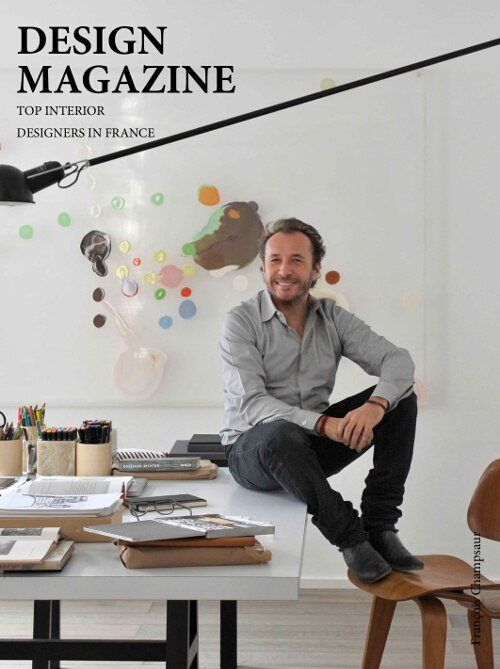 Design Magazine – Top Interior Designers In France