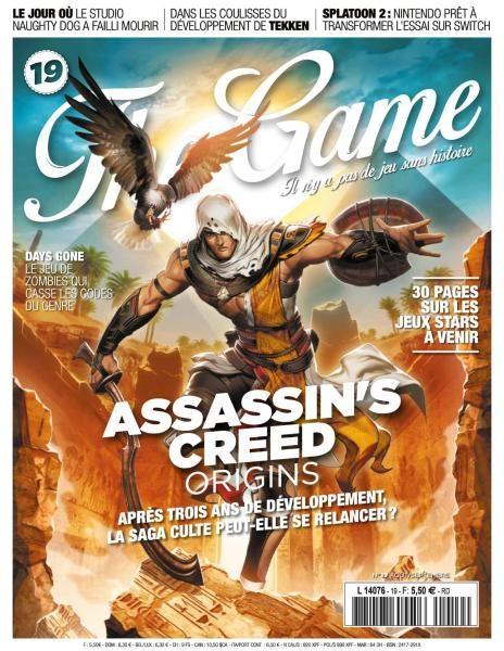 The Game — Août-Septembre 2017