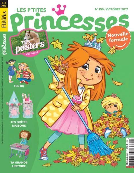 Les P'tites Princesses — Octobre 2017