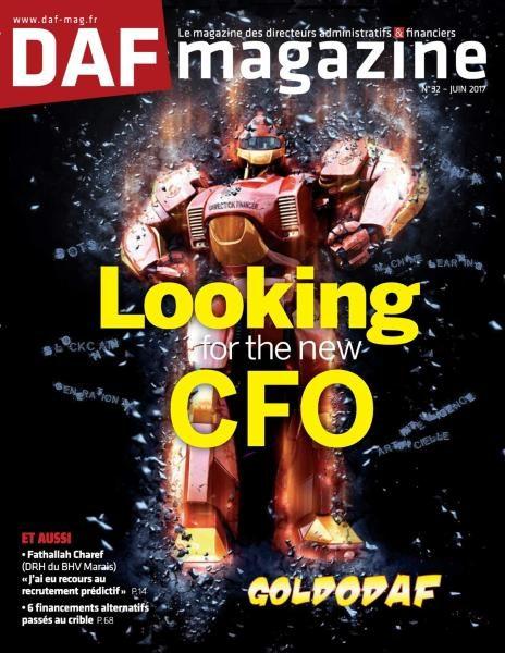 DAF Magazine – Juin 2017