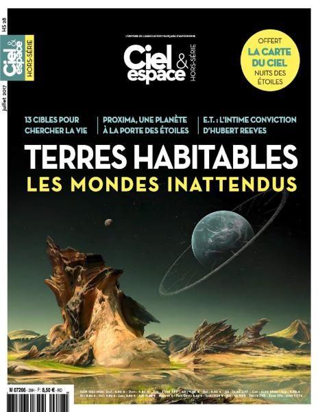 Ciel & Espace Hors-Série — Juillet 2017
