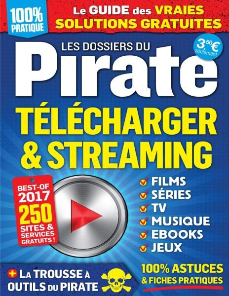 Pirate Informatique Hors Série – Juillet-Août 2017