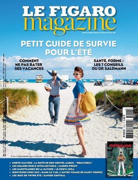 Le Figaro Magazine — 15 Juillet 2017