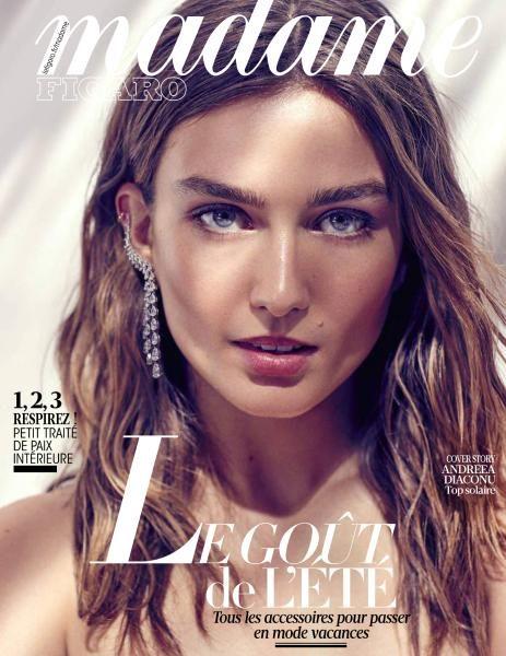 Madame Figaro — 14 Juillet 2017
