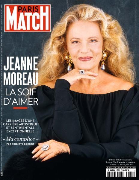 Paris Match — 3 Au 9 Août 2017