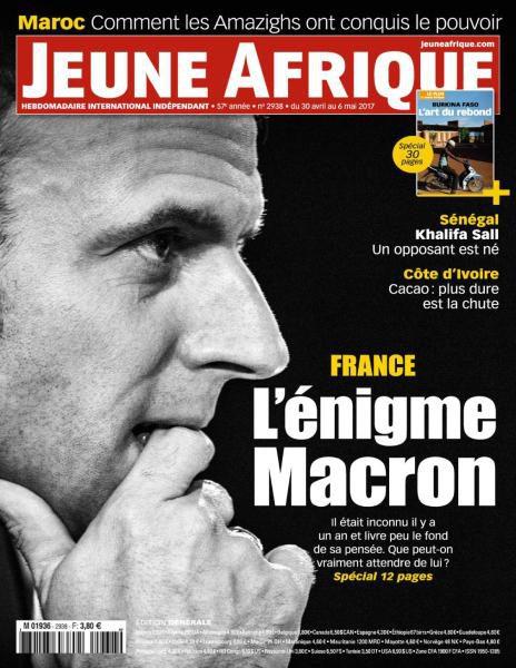 Jeune Afrique — 30 Avril Au 6 Mai 2017