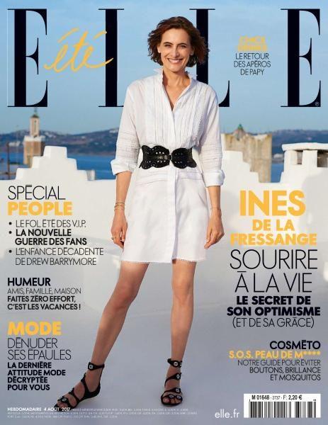 Elle France — 3 Août 2017