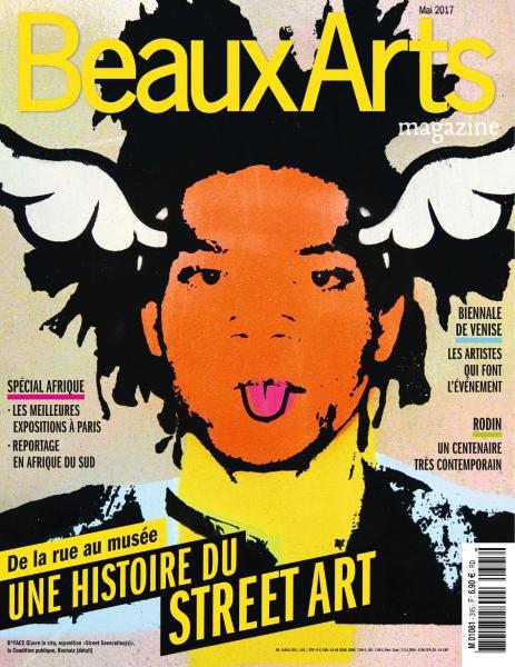 Beaux Arts N.395 — Mai 2017