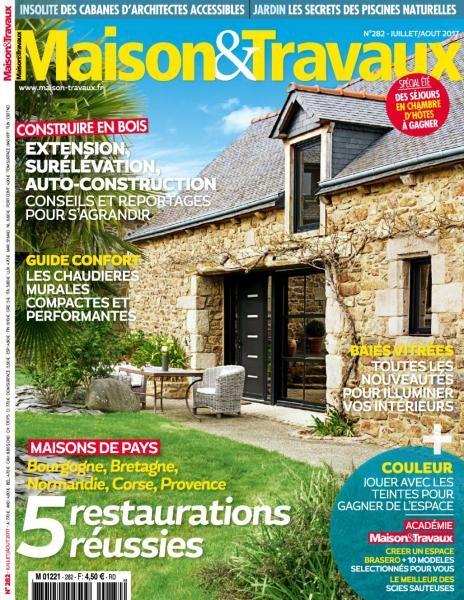 Maison & Travaux – N.282 Juillet-Août 2017
