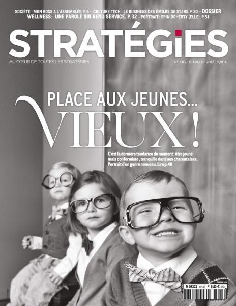Stratégies — 6 Juillet 2017