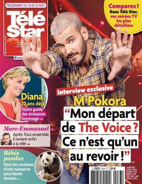 Télé Star — 19 Au 25 Août 2017