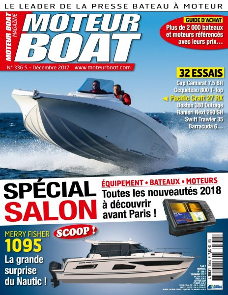 Moteur Boat — 21 Novembre 2017