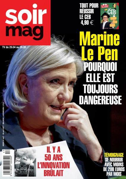 Le Soir Magazine N.4427 — 26 Avril 2017
