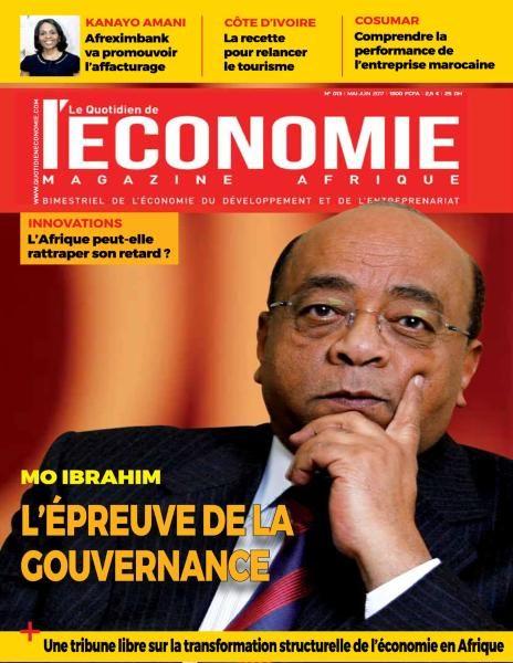 L'économie Magazine Afrique — Mai-Juin 2017