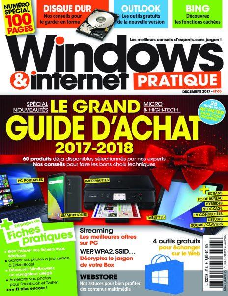 Windows & Internet Pratique — 17 Novembre 2017