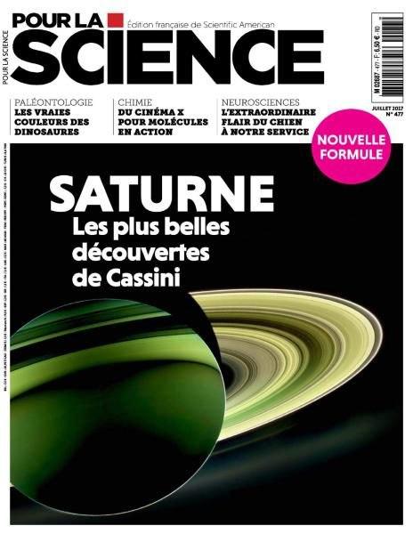 Pour La Science – Juillet 2017
