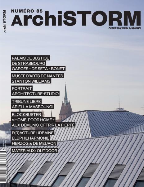 Archistorm — Juillet-Août 2017