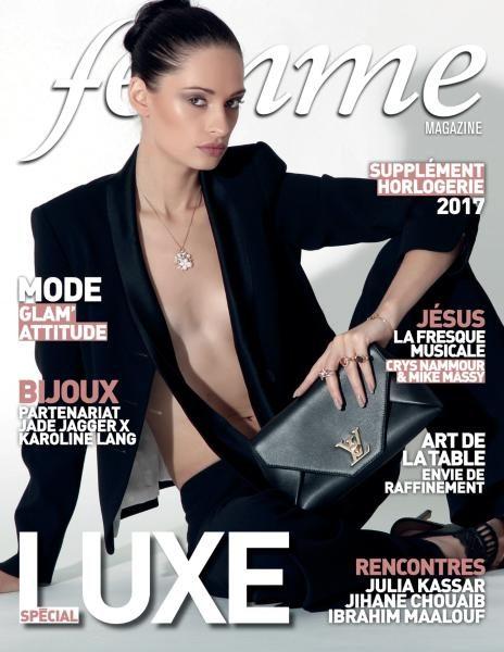 Femme Magazine — Juillet 2017