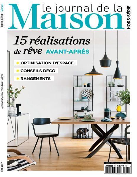 Le Journal De La Maison Hors-Série — Eté 2017