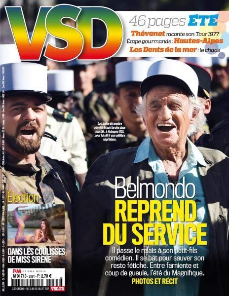 VSD — 13 Au 19 Juillet 2017