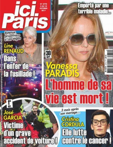 Ici Paris — 4 Au 10 Octobre 2017