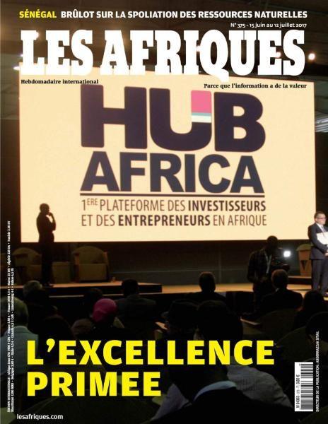 Les Afriques — 15 Juin Au 12 Juillet 2017