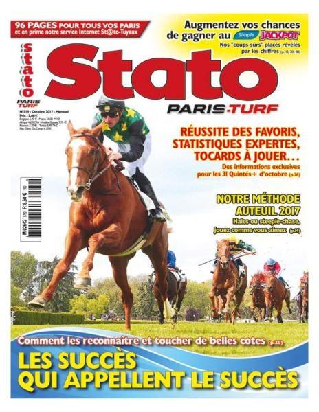 Stato Paris-Turf — Octobre 2017