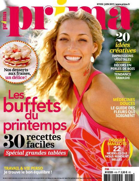 Prima France — Juin 2017