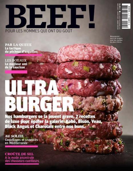 Beef! France N.13 — Août-Septembre 2017