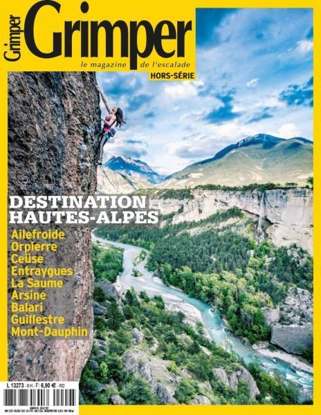 Grimper Magazine — Juillet 2017