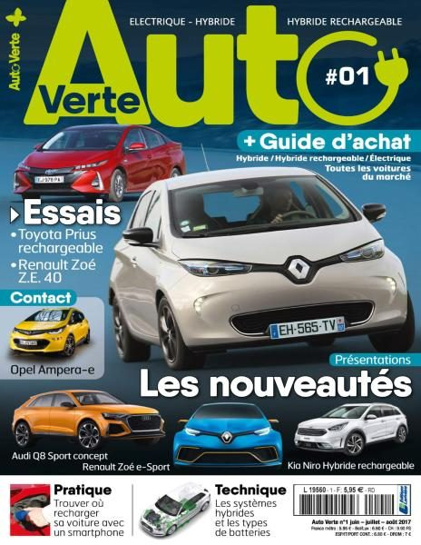 Auto Verte N. 1 — Juin-Août 2017