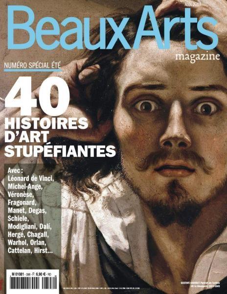 Beaux Arts Magazine — Août 2017