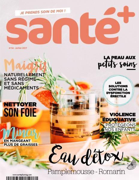 Santé + — Juillet 2017