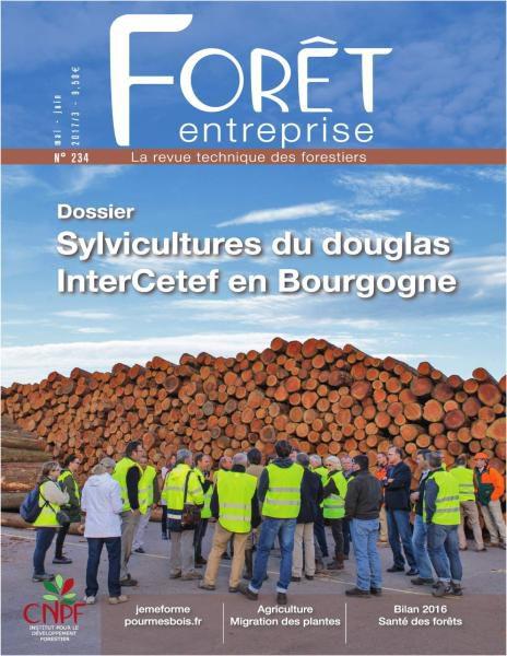 Forêt Entreprise — Mai 2017