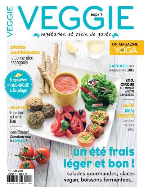 Esprit Veggie – Été 2017