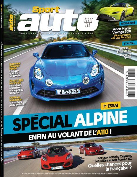 Sport Auto — 05 Décembre 2017