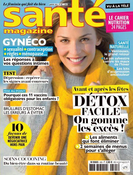 Santé Magazine — Janvier 2018