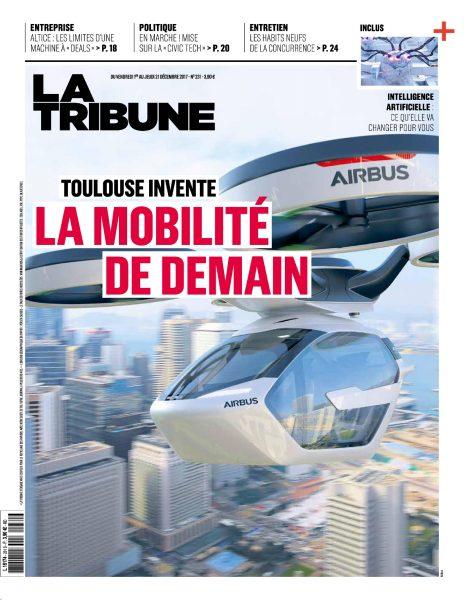 La Tribune Toulouse — 01 Décembre 2017