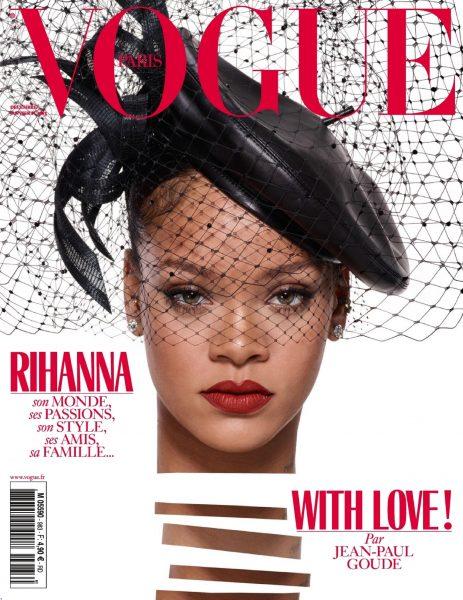Vogue Paris — Décembre 2017