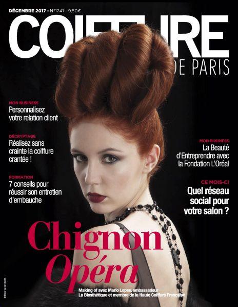 Coiffure De Paris — Décembre 2017