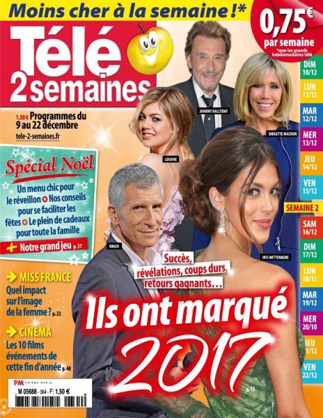 Télé 2 Semaines — Décembre 2017