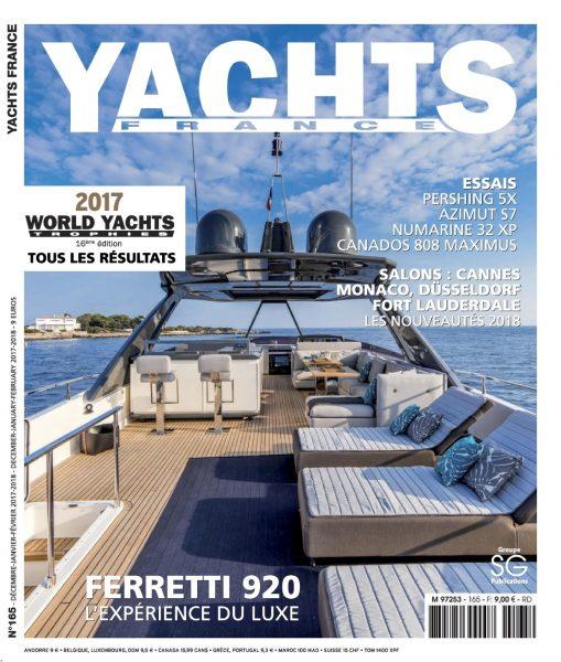 Yachts France — Décembre 2017