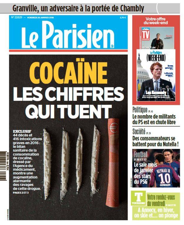 Le Parisien – 26.01.2018