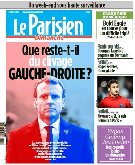 Le Parisien – 28.01.2018