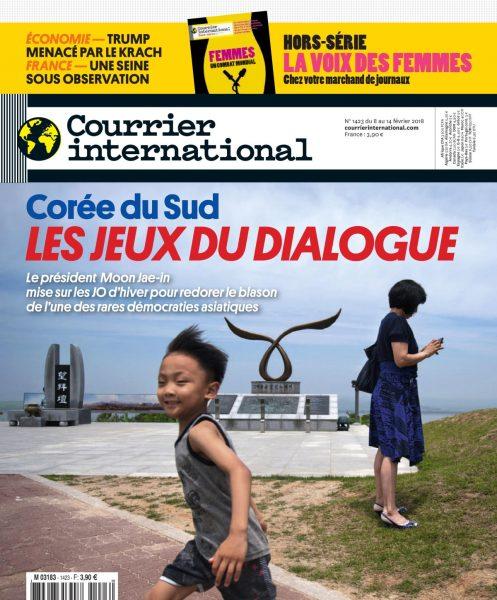 Courrier International — 8 Février 2018