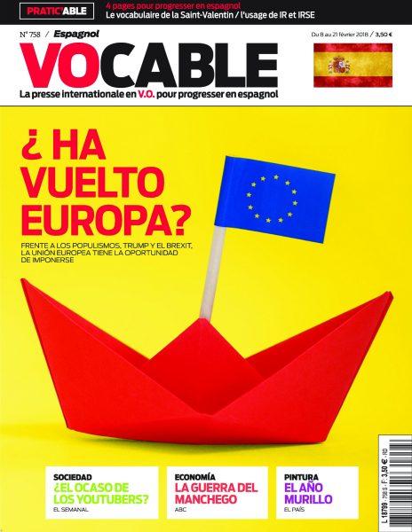 Vocable Espagnol — 08 Février 2018