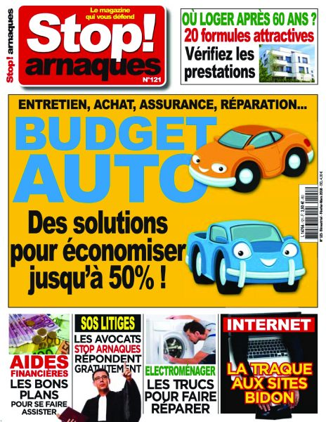 magazine stop arnaques