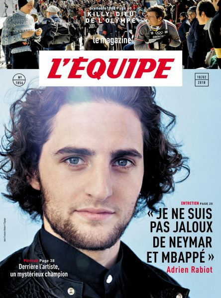 L'Equipe Magazine — 10 Février 2018