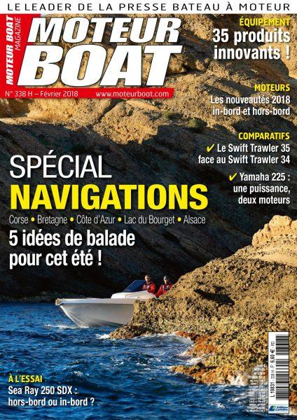 Moteur Boat — Février 2018