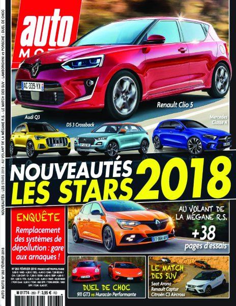 Auto Moto France — Février 2018